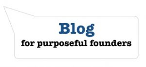 blog for purposeful founders