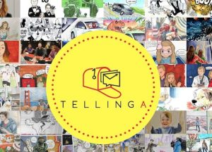 Mailbox Storyboard Startup: Tellinga Cards